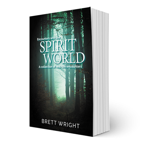 Brett Wright author Encounters with the Spirit World
