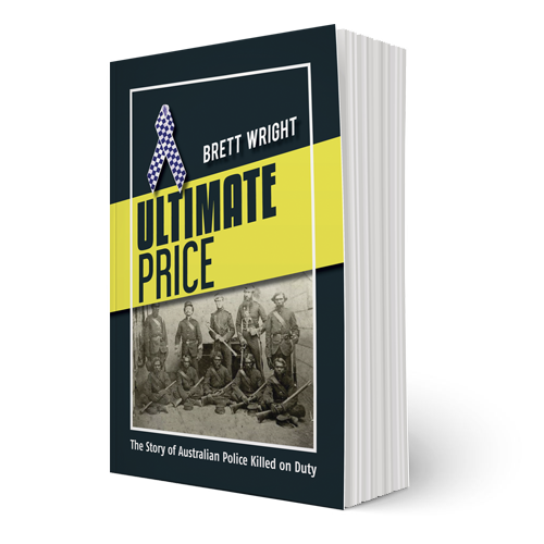 Brett Wright author Ultimate Price